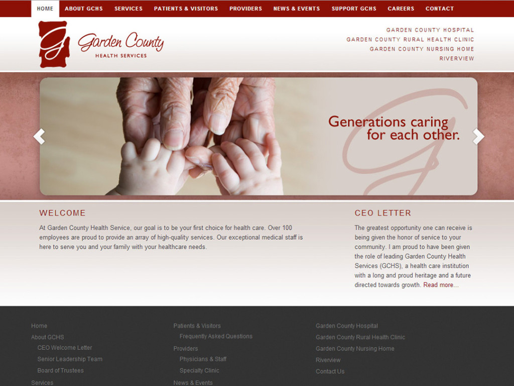 Garden County Health Services