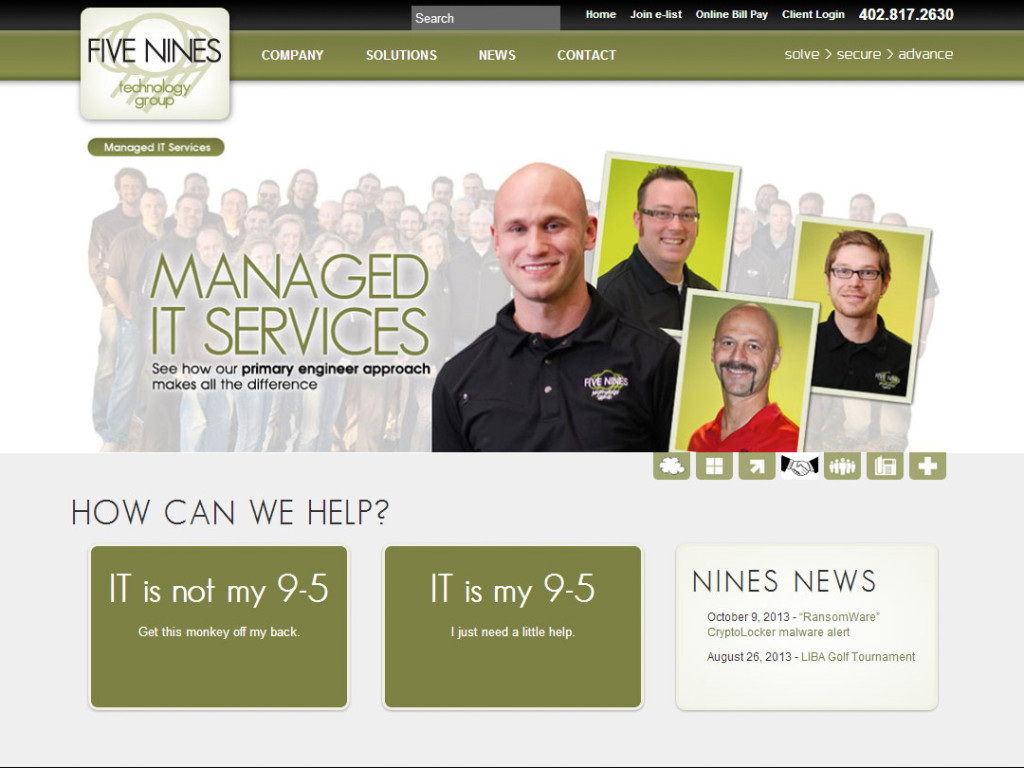 Five Nines Technology Group
