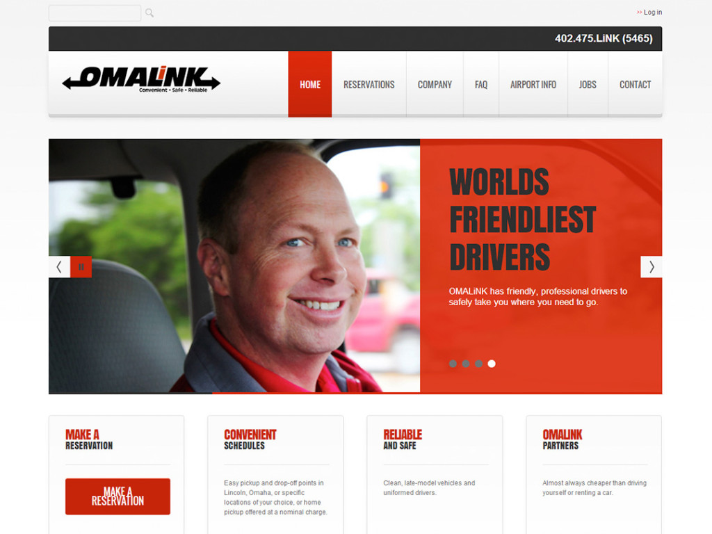 OMALiNK Website