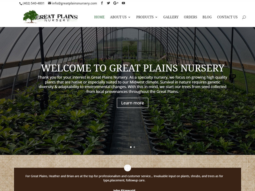 Great Plains Nursery